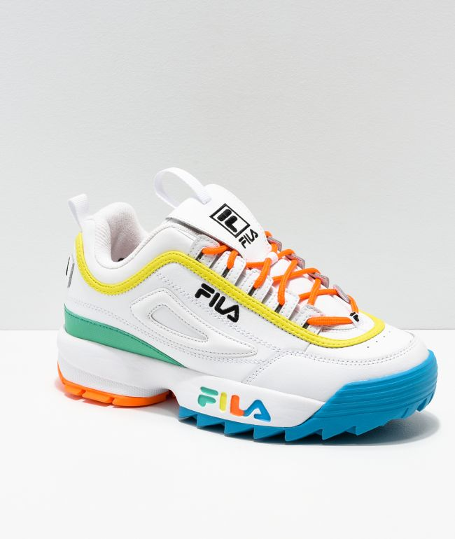 disruptor fila shoes