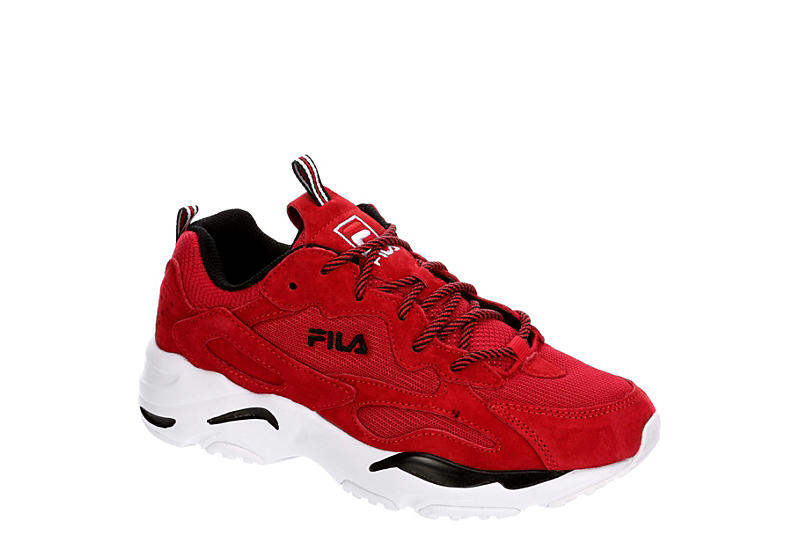 fila ray tracer sneakers